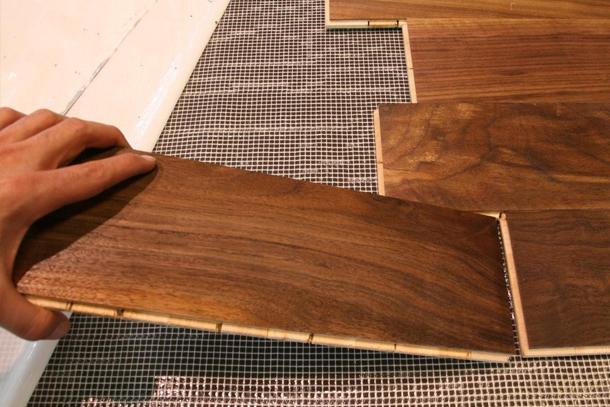 Parquet prefinito terenzi parquet pavimenti in legno e for Parquet laminato ikea prezzi