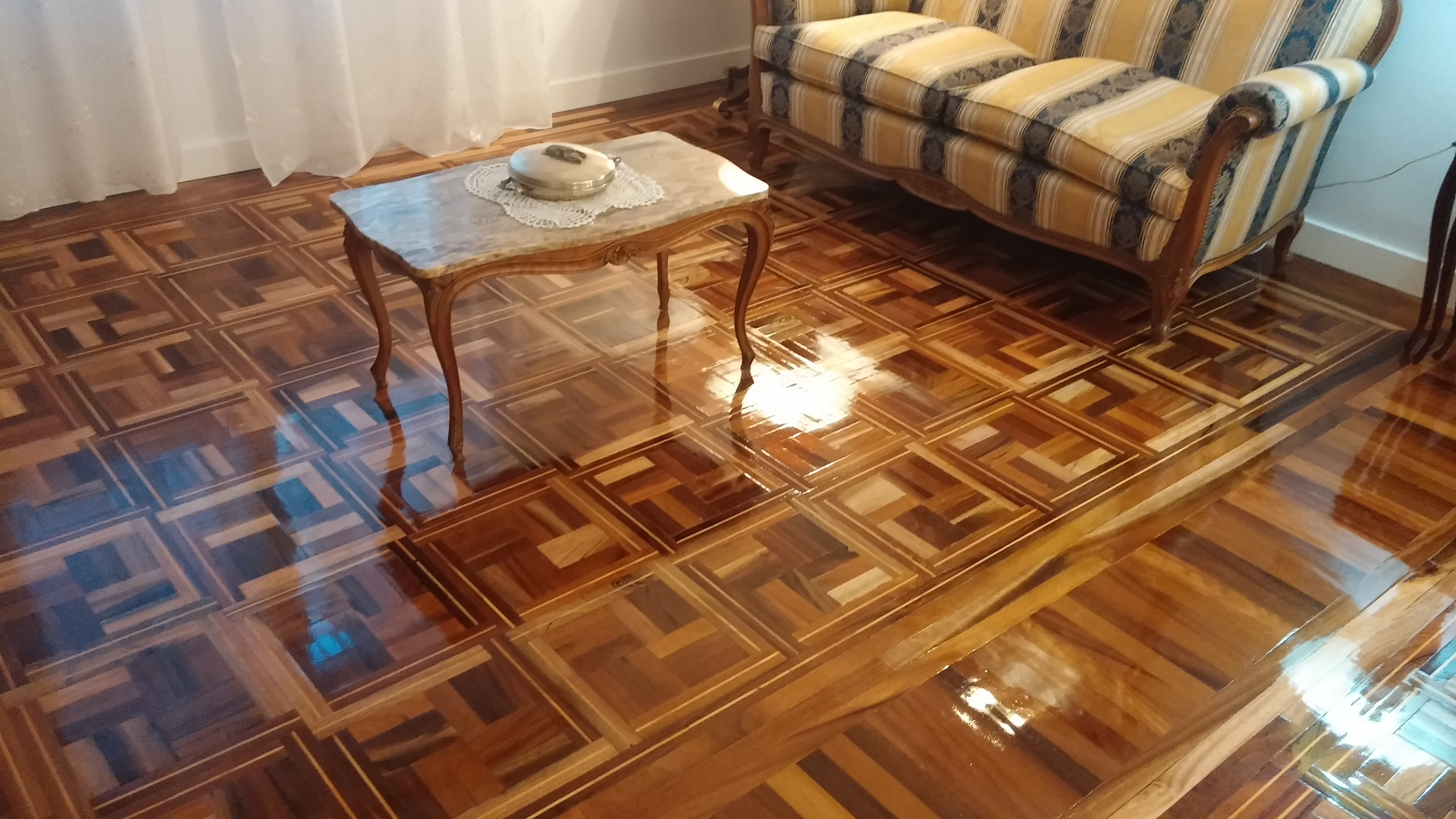 Parquet massello terenzi parquet pavimenti in legno e laminato a frosinone - Crepe nelle piastrelle del pavimento ...